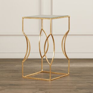 Ingua End Table by Willa Arlo Interiors