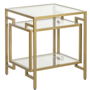 Comparison Gemma End Table By Tommy Hilfiger