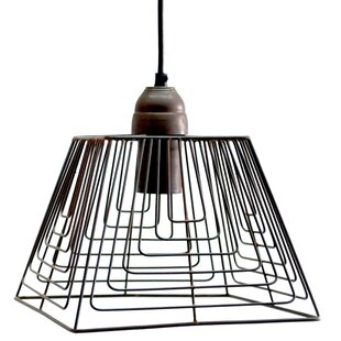 Saylor 1-Light Square/Rectangl..