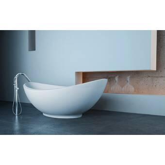 Hydro Systems Chagall 72 X 38 Freestanding Air Bathtub Wayfair