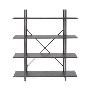Cole & Grey Etagere Bookcase