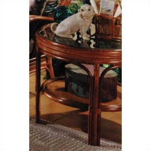 5600 Hawaii End Table by South Sea Rattan 2019 Coupon