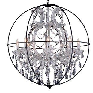 Kassandra 8-Light Globe Ch..