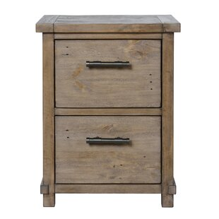 Gertrude 2 Drawer Vertical Filing Cabinet