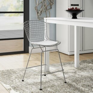 Order Gorgias 24 Bar Stool by Brayden Studio Reviews (2019) & Buyer's Guide