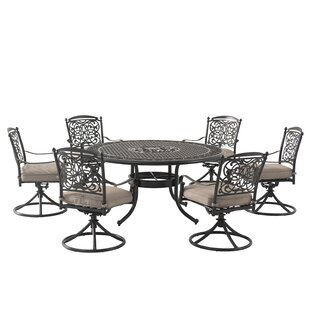 Richie 7 Piece Dining Set by Astoria Grand