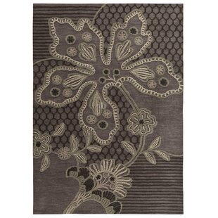 Mood Hand Tufted Brown/Beige Rug by Arte Espina
