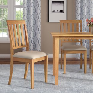 St Philips Marsh Soft Padded Dining Side Chair Set of 2 by Red Barrel Studio