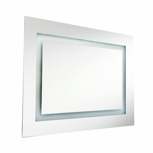 Orren Ellis Piscium Illuminated Accent Mirror