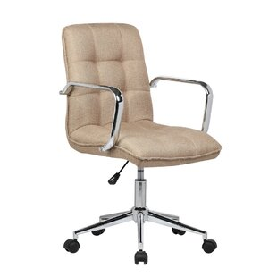 Porthos Home Mid-Back Desk Chair