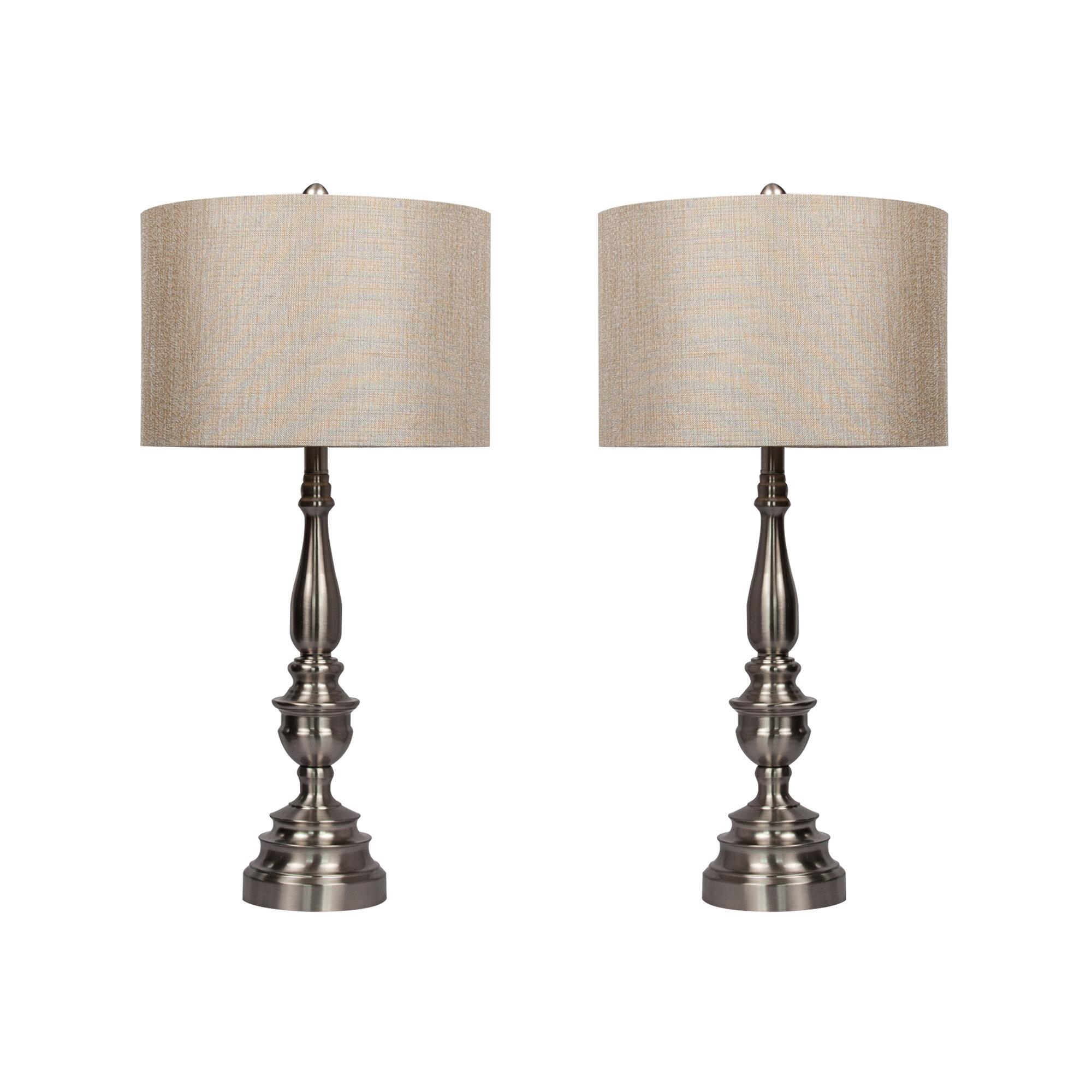 Charlton home truman 29 5 table lamp reviews wayfair