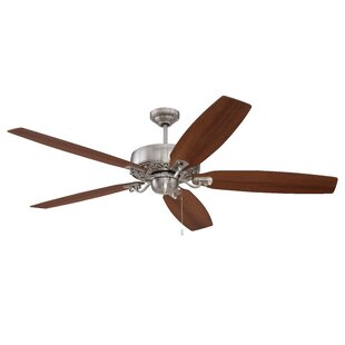 Reviews 64 Pittman 5-Blade Ceiling Fan By Darby Home Co