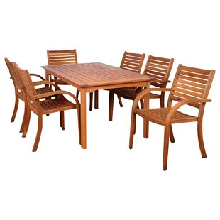 Frye 7 Piece Dining Set