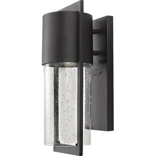 Top Reviews Ballantyne Contemporary 1-Light Outdoor Sconce By Wade Logan