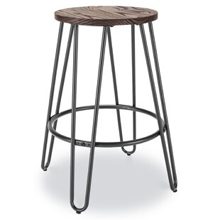 Obrian 23.5 Bar Stool (Set of 3) by Williston Forge