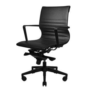 Wobi Office Bradley Mid-Back Desk Chair