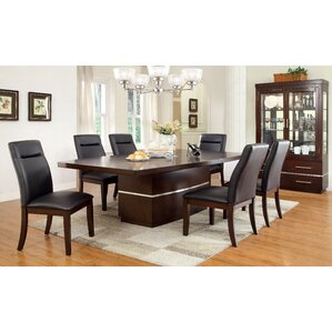 Feagin 9 Piece Dining Set by Orren Ellis