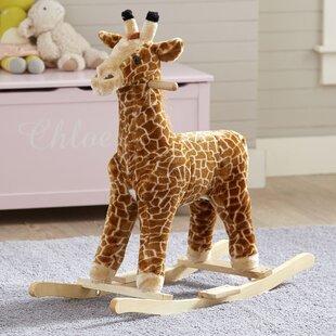 Souhail Giraffe Rocker