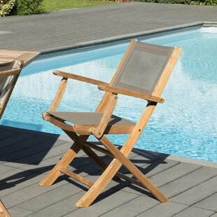 Woehler Folding Garden Chair (Set Of 2) By Sol 72 Outdoor