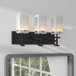 Find Burkitt 3-Light Vanity Light By Latitude Run