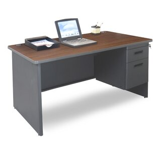 Read Reviews Pronto Executive Desk By Marvel Office Furniture