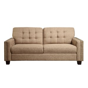 Delicia Tufted Sofa by iNSTANT HOME