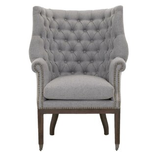 Ophelia & Co. Elginpark Majestic Button Tufted Armchair