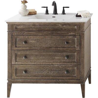 Laurel 30 Single Bathroom Vanity Base