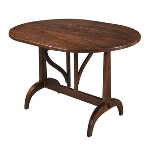 Coaching Drop Leaf Dining Table MacKenzie-Dow