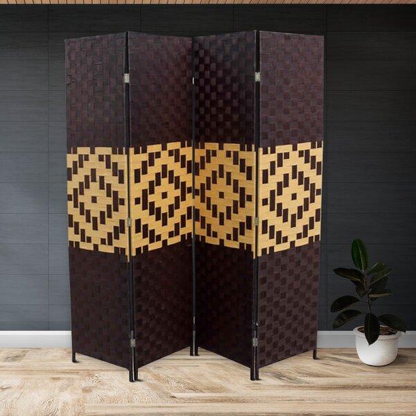 Foundry Select Collis 4 Panel 5 89ft Room Divider Wayfair