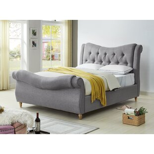 Galle Double (4'6) Upholstered Bed By Rosalind Wheeler