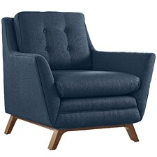 Beguile Fabric Armchair (Set of 2) by Modway