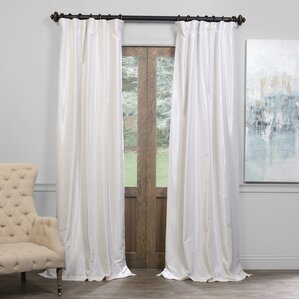 Forbell Solid Blackout Thermal Single Curtain Panel