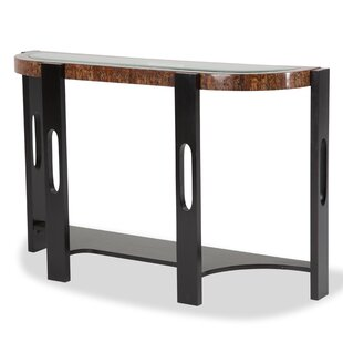 Michael Amini Montecristo Console Table