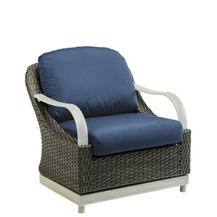 Tropitone Shoreline Woven Patio Chair wit..
