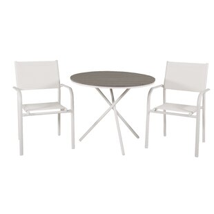 Akia 2 Seater Bistro Set By Sol 72 Outdoor
