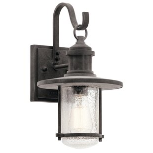 August Grove Colombier 1-Light Outdoor Wall Lantern