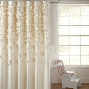 Brown And Cream Shower Curtain. Save to Idea Board Brown  Ivory Cream Shower Curtains You ll Love Wayfair