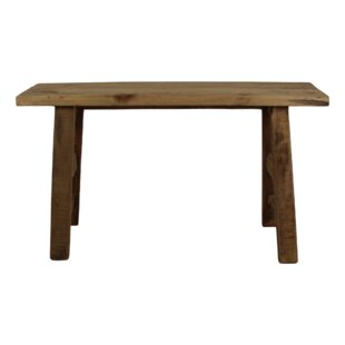 Tristian Wood Bench By Alpen Home
