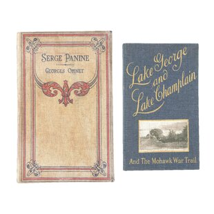 Decorative Book Set Wayfair