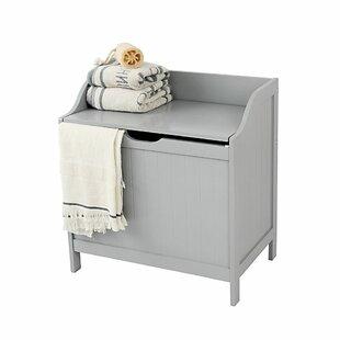 Review Kaukauna Cabinet Laundry Bin