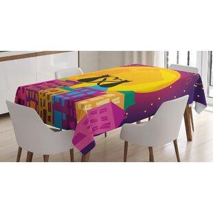Hoyos Tablecloth By Ebern Designs