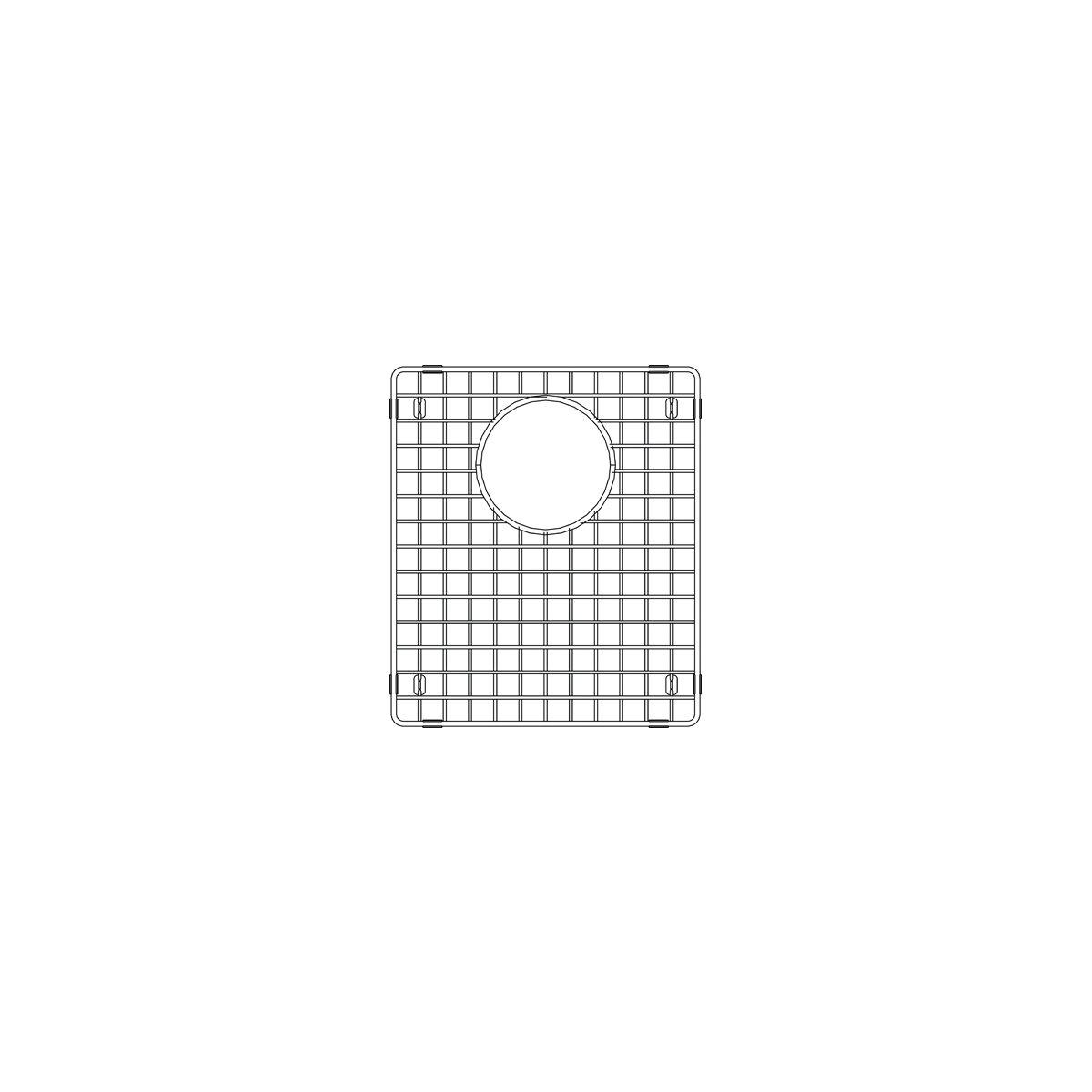 Blanco Precis 12 X 14 Sink Grid Reviews Wayfair