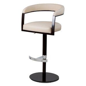Helix Adjustable Height Bar Stool by Elite Modern