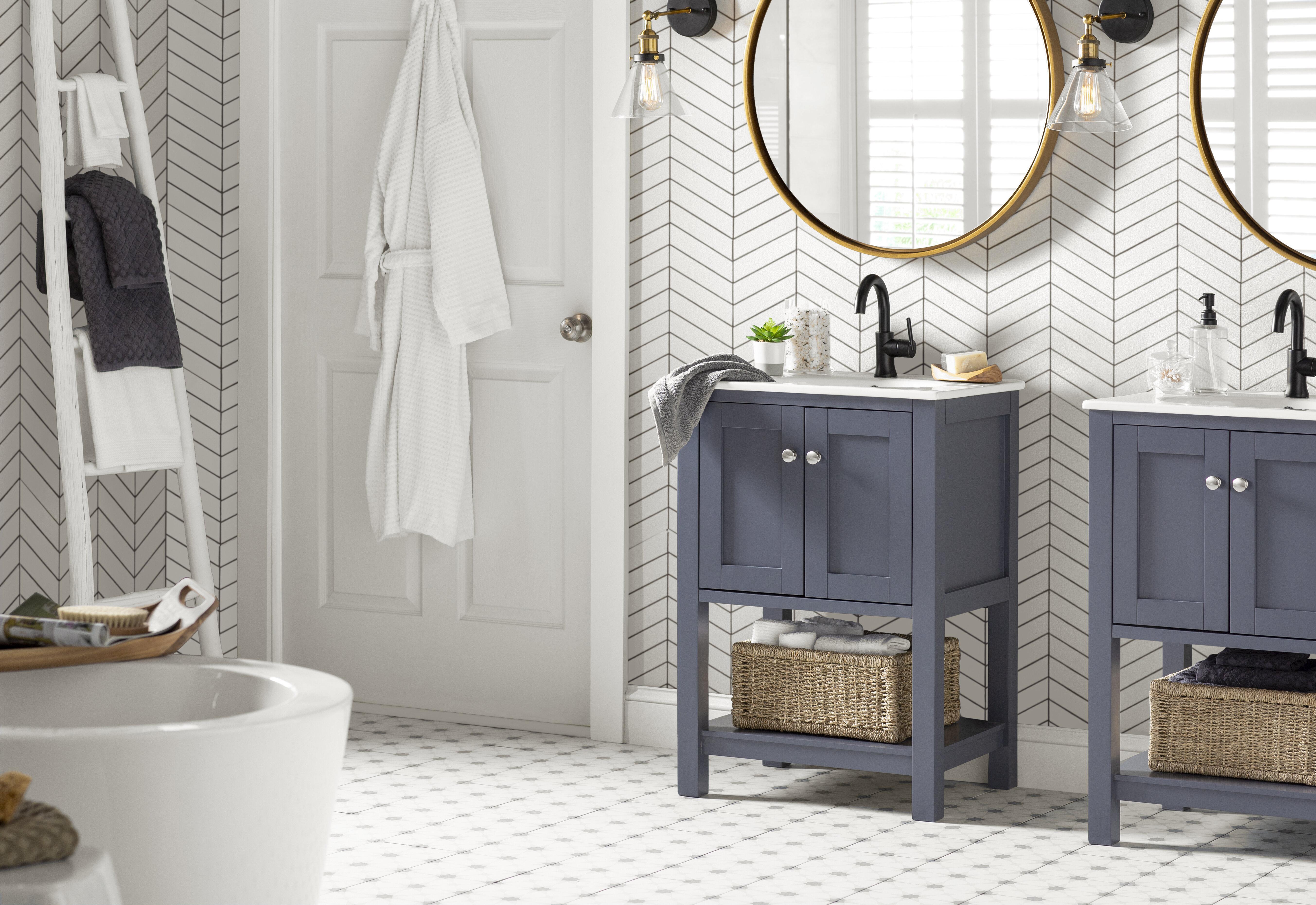 33 Beautiful Bathroom Remodel Ideas With Photos Wayfair
