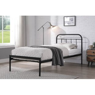Eby Single (3') Bed Frame With Mattress By Williston Forge