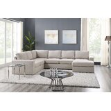 Whitnash 120.5 Large Sectional by Ebern Designs