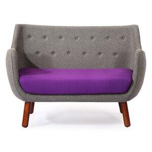 Parlor Mid Century Modern Sofa by Kardiel