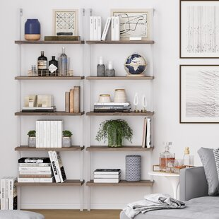 Theo Ladder Bookcase Nathan James