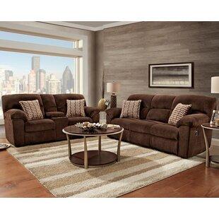 Chelsea Home Simon Reclining Configurable Living Room Set